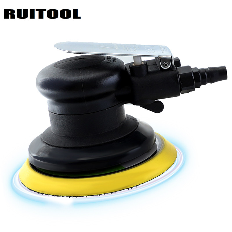 5 Polishing Machine Car Polisher Cleaner Dual Action Mini Polisher High Balance Grinding Polishing Tool