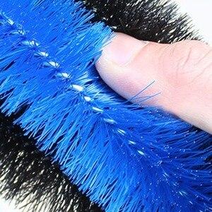 Image 5 - Car Tyre Hub Cleaning Brush Vehicle Motorcycle Wheel Tire Rim Scrub Brush Washing Dust Cleaning Tool for Car Wheel