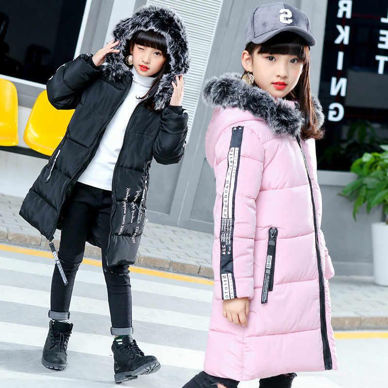 bcb344537334 Подробнее Обратная связь Вопросы о 2018 зимнее пальто для девочек ...