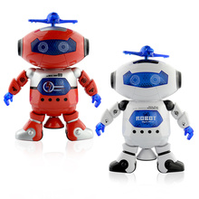 ys Plastic Robot For Christmas Gift