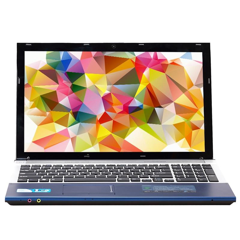 ZEUSLAP 15.6inch Intel Core i7 CPU 4GB+64GB+1TB 1920*1080P ...