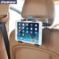 Cobao apto para 7-11 polegada pc suporte assento encosto de cabeça do carro tablet montar titular para ipad 4 mini 3 air 2 para samsung galaxy tab