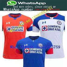 680e2505047 Thailand Quality 2019 2020 Mexico Club Cruz Azul Liga MX Soccer Jerseys  19 20 Home Blue Away White Football Shirts camisetas