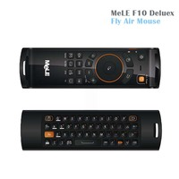 MeLE F10 Deluxe 2.4GHz Wireless Gaming Keyboards Fly Air Mouse Upgraded Version Remote Control for Smart Android Mini PC TV Boxs