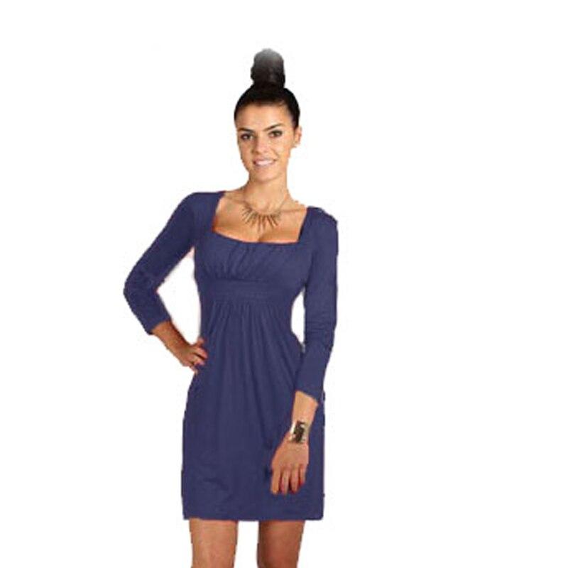 Nagykereskedelem Új divat Elegáns négyzet alakú gallér hosszú - Női ruházat
