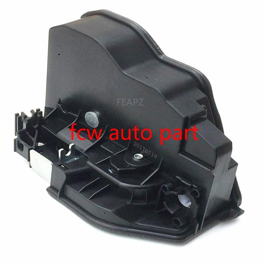 Передний левый силовой Электрический привод замка двери для BMW 51217202143 7202143