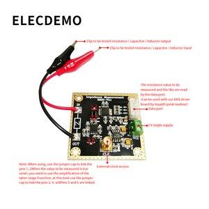 Image 5 - AD5933 Impedanz Konverter Netzwerk Analysator Modul 1M Probe Rate 12bit Auflösung Messung Widerstand