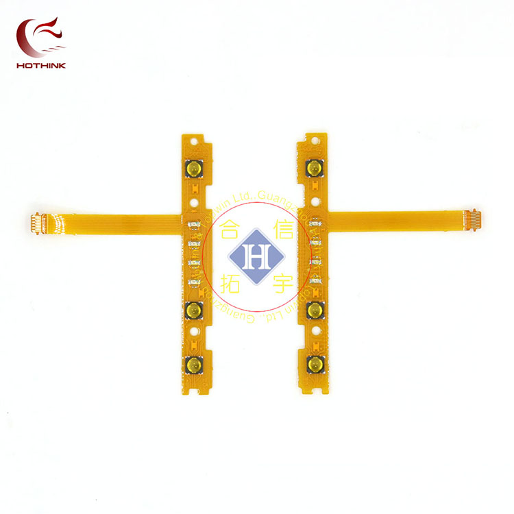 лучшая цена HOTHINK SR SL Right Left Flex Cable for Nintendo Switch NS JOY CON Repair Part Nintend Switch JOY-CON repair part