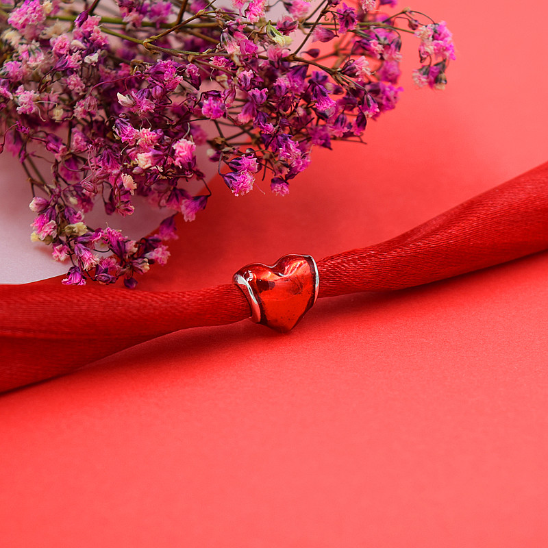Caliente de plata europea CZ Charm Beads Fit Pandora estilo pulsera - Bisutería - foto 5