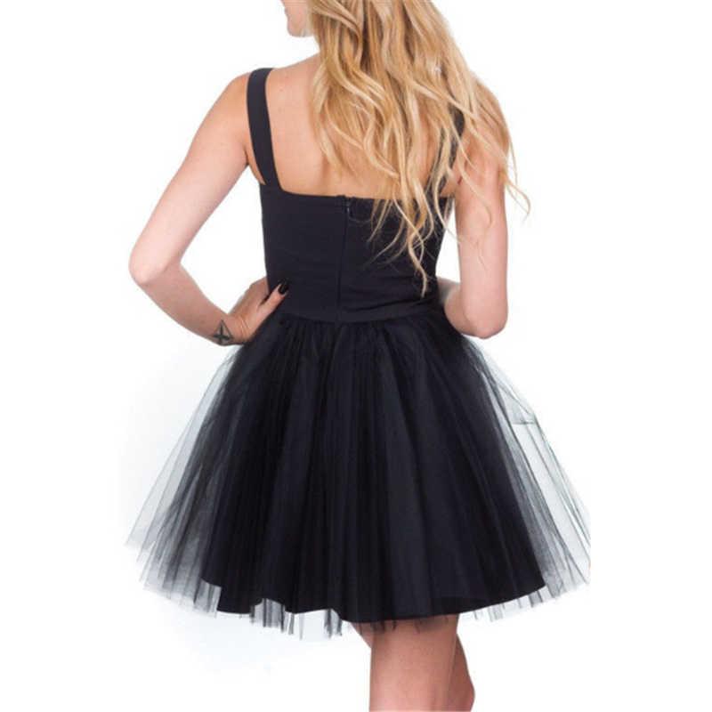 2019 נשים תחרה שמלה שחור ורוד רשת טול Slim אלגנטי ליידי נסיכת שושבינה חתונה אונליין מסיבת שמלות נקבה Vestido