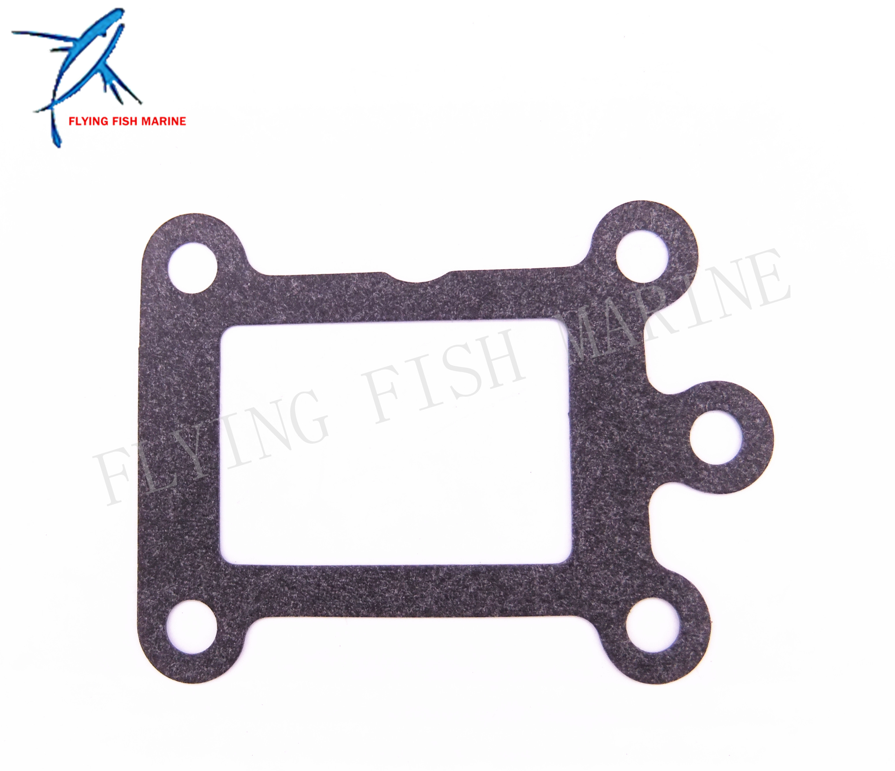 Boat Motor 6A1-13621-A0-00 Valve Seat Gasket for Yamaha 2-Stroke 2HP Outboard Engine