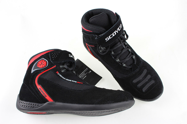 Free shipping Scoyco MBT001 road racing boots motorcycle boots riding boots comfortable shoes