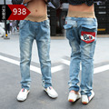 Children Jeans For Boys Clothing Spring Autumn Boys Denim Pants School Kids Clothes Teenage Boys Trousers 2-15T carina kling 938