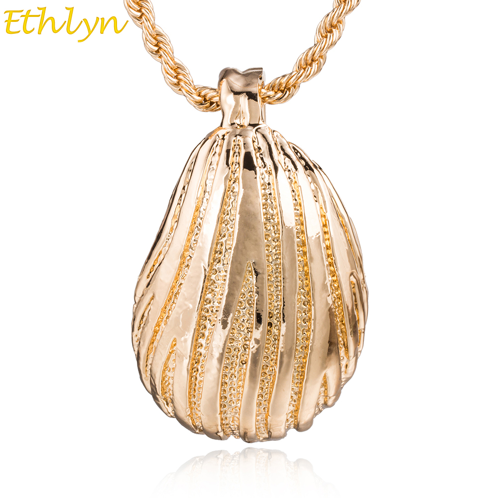 Ethlyn New 2017 Melon Shaped Nigerian Rose Gold Plated