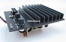 12 v100w high-power car audio power amplifier scooter subwoofer core mono modified DIY