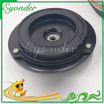 A/C Air Conditioner Compressor Electromagnetic Clutch Rubber Hub Damper Front Plate Sucker for Kia SPORTAGE for Hyundai TUCSON image