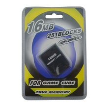 16 MB karta pamięci Saver dla GameCube N dla GC