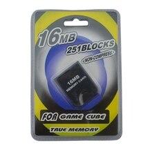 Économiseur de carte mémoire 16 mo pour GameCube N pour GC