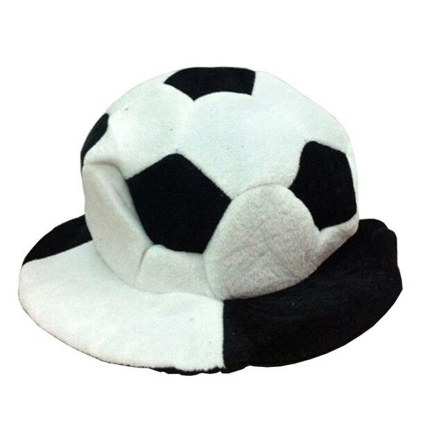 e4d818f14ff Fashion Headwear Football Caps Hats Football Fans Caps Hat Cheerleading  Team Props Soccoer Fans Hats