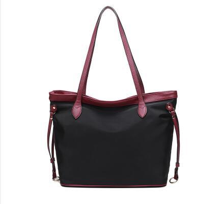 2017 hot selling new fashion women handbags high quality pu neverful bag free shipping