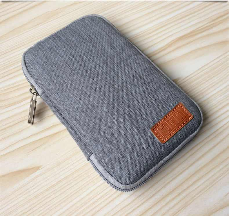 Universal Charger Cable Organizer Electronics Accessories Organizer Bag Case USB Flash Travel Phone Hard disk driver Bag