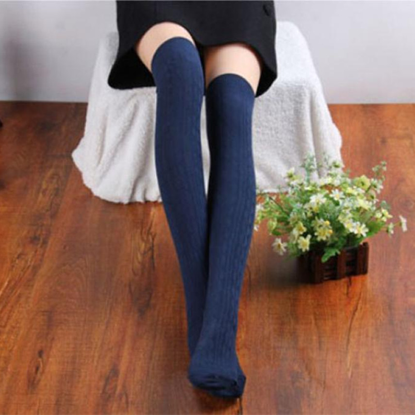 Buy Knit Knee High Socks Pattern And Get Free Shipping On Aliexpress