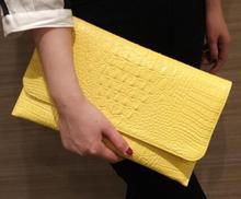 2f1cf1d0d Fashion-Clutch-2018-Crocodile-Pattern-Bao-Bao-Messenger-Bag-Evening-Bag-Yellow-Leather-Handbag-White-Shop.jpg_220x220.jpg