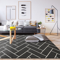 2 Sizes Nordic Carpet For Living Room Area Rug For Living Room Rugs For Bedroom Jute