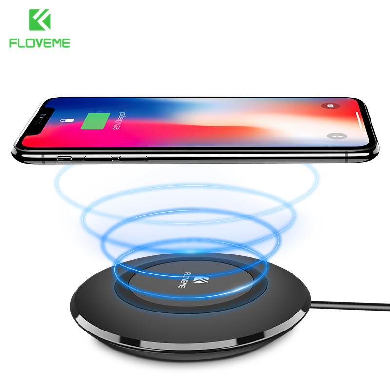 buy floveme 5w qi wireless charger for. Black Bedroom Furniture Sets. Home Design Ideas