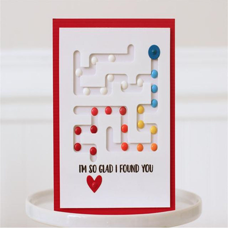 Happy Fathers Day Metal Cutting Die,Heart,Card Making,Crafts,Scrapbooking,UK,DIY