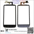 Оригинальный Новый Черный LCD Сенсорный Экран Панели Планшета Стеклянный Объектив Запасные Части для HTC Sensation Z710E G14 Freeshipping, Тестирование
