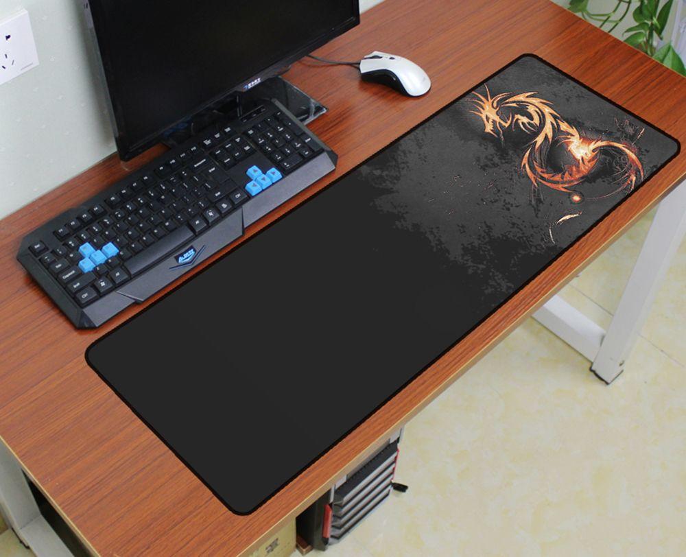 MSI souris pad 900x300mm pad pour la souris notbook ordinateur Haut de gamme tapis de souris Populaire gaming padmouse gamer à clavier souris tapis