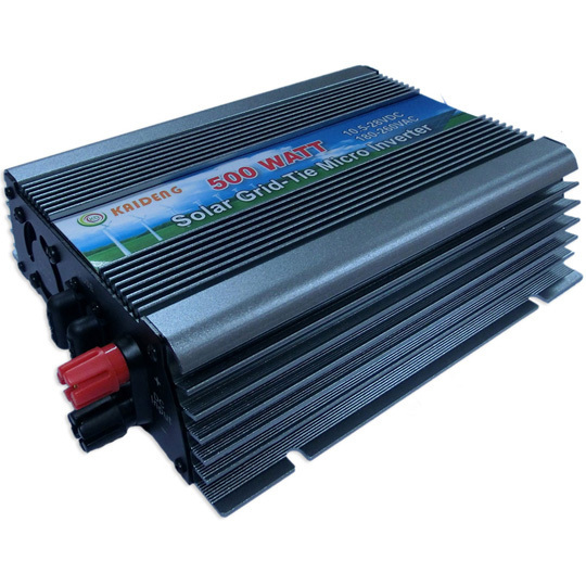 22~60v wide voltage DC input,500w PV grid tie inverter,for solar wind,MPPT function,CE,ROHS,high quality,low price,free shipping