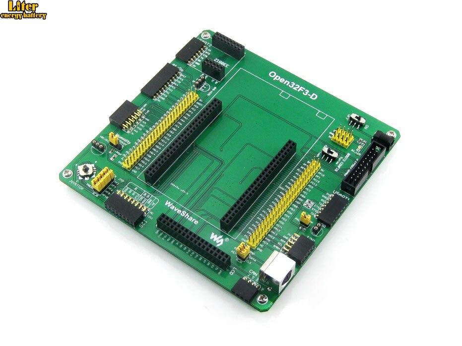 STM32 Board STM32F3DISCOVERY STM32F303VCT6 ARM Cortex-M4 Development Board Kit Open32F3-D Standard