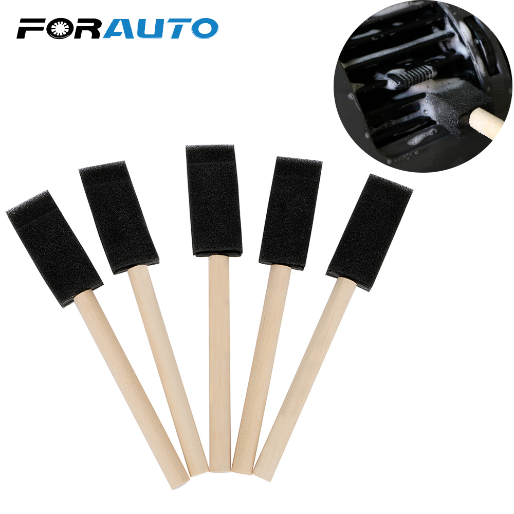 5Pcs/set Car Air Conditioner Vent Brush Car Grille Cleaner Auto Detailing Blinds Duster Brush Car-styling Auto Accessories5Pcs/set Car Air Conditioner Vent Brush Car Grille Cleaner Auto Detailing Blinds Duster Brush Car-styling Auto Accessories
