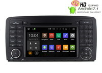 HIRIOT Car DVD GPS Android 7.1 Player Auto Radio For Mercedes Benz W251 R Class R300 R350 R500 RDS BT Wifi/4G DAB OBD TPMS Map