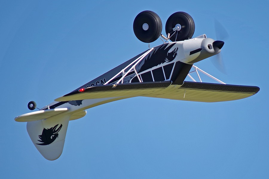 FMS RC Airplane 1700MM 1 7M PA-18 J3 Piper Super Cub 4S 5CH (Floats  optional) PNP Trainer Beginner Model Plane Aircraft PA18 J-3