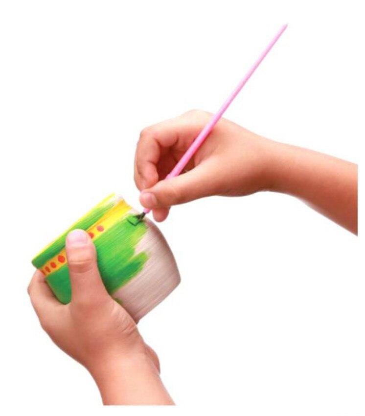 Amusant BRICOLAGE électronique jouets D'apprentissage et L'éducation Pâte à Modeler mis jouets pour enfants enfants tour de potier Céramique Atelier