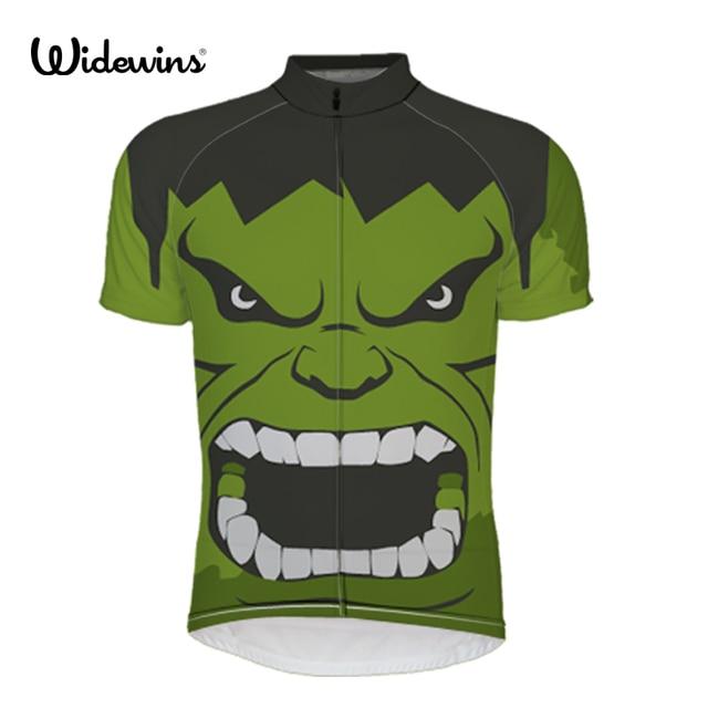bdbee237b 2018 Maillot Ciclismo The Incredible Hulk Ciclismo Mtb Bike Clothing  Maillot Cycling Wear Racing Bicycle Clothes Jerseys 5287
