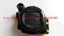 original black G10 zoom for Canon G12 LENS G11 lens no ccd use camera repair parts free shipping(Glass scratch obvious)