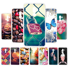 3D DIY Soft Silicone Case For Ulefone S8 Coque Pro Cover Flamingo Painted Back Fundas Housing