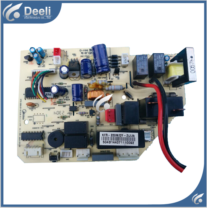95% new good working Original for air conditioning Computer board motherboard KFR-22GW / DY-Z 95% new for haier refrigerator computer board circuit board bcd 198k 0064000619 driver board good working