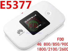 סמארטפון huawei E5377s-32 4G wifi נתב 4G 150M huawei E5377 4g Poket WiFi dongle 4g mifi מיני 3g 4g wifi נתב כרטיס ה-sim חריץ(China)