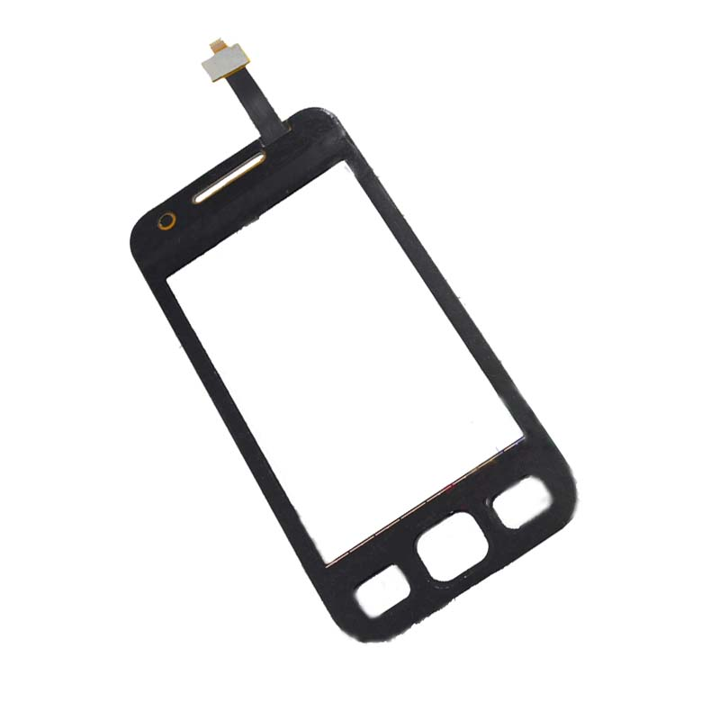 White For Samsung Galaxy Wave 525 S5250 Digitizer Touch Screen Panel Sensor Glass Replacement