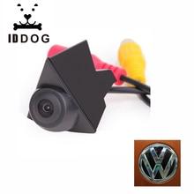 Color CCD Vehicle car logo mark Emblem Front camera for Volk