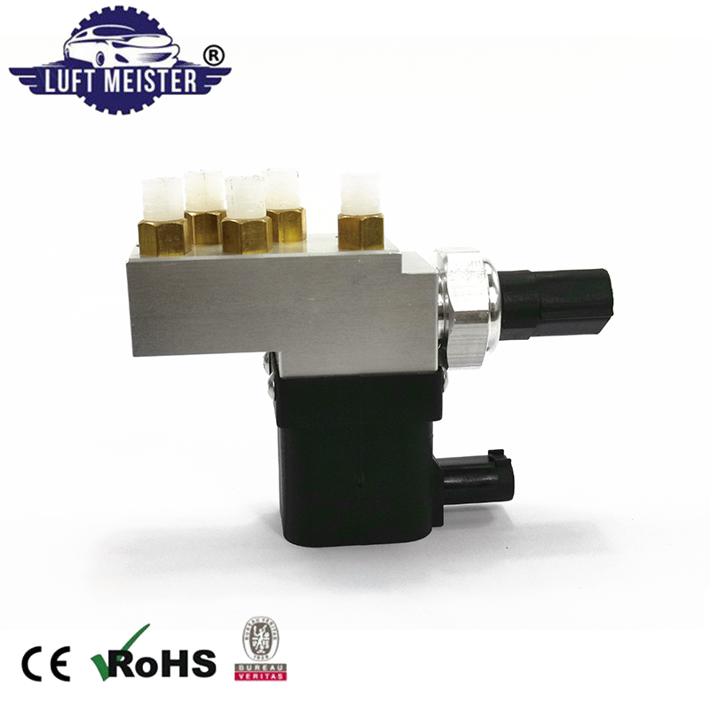 A2113200158 Hydraulic Suspension Valve Block for Mercedes E-Class 2002-2009 E320 E350 E 500 E550( S211 W211 ) <font><b>E55</b></font> <font><b>AMG</b></font> E63 <font><b>AMG</b></font> image
