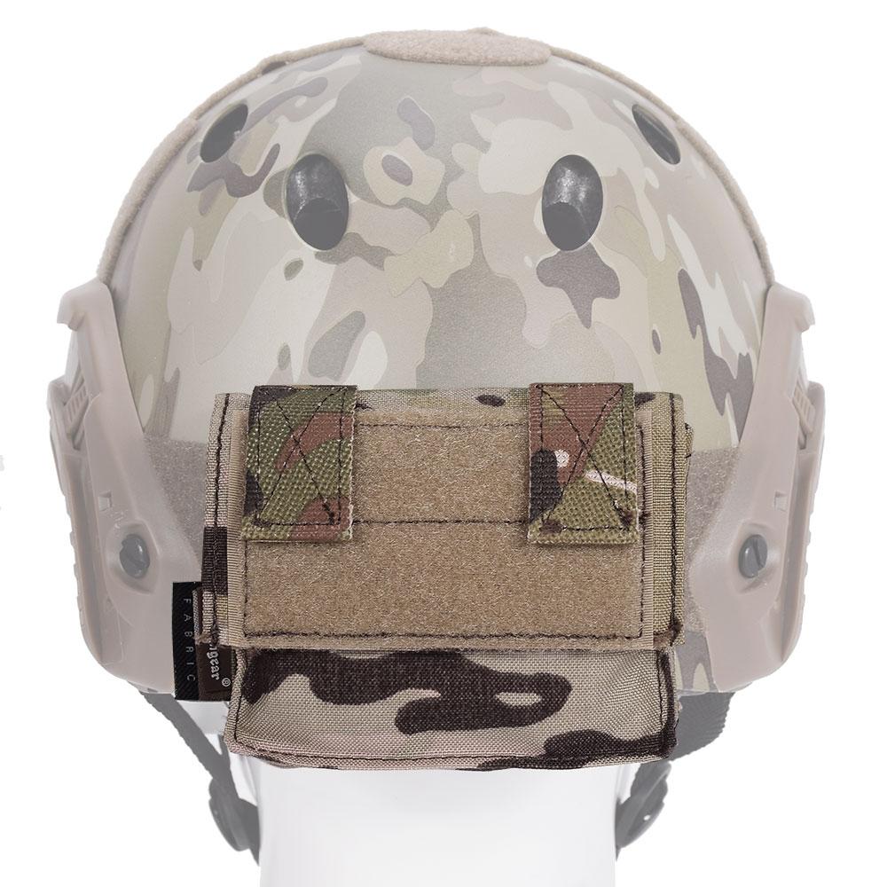 EMERSON casque pochette amovible poche de vitesse tactique rapide casque accessoires utilitaire pochette Emersongear casque sac EM9339