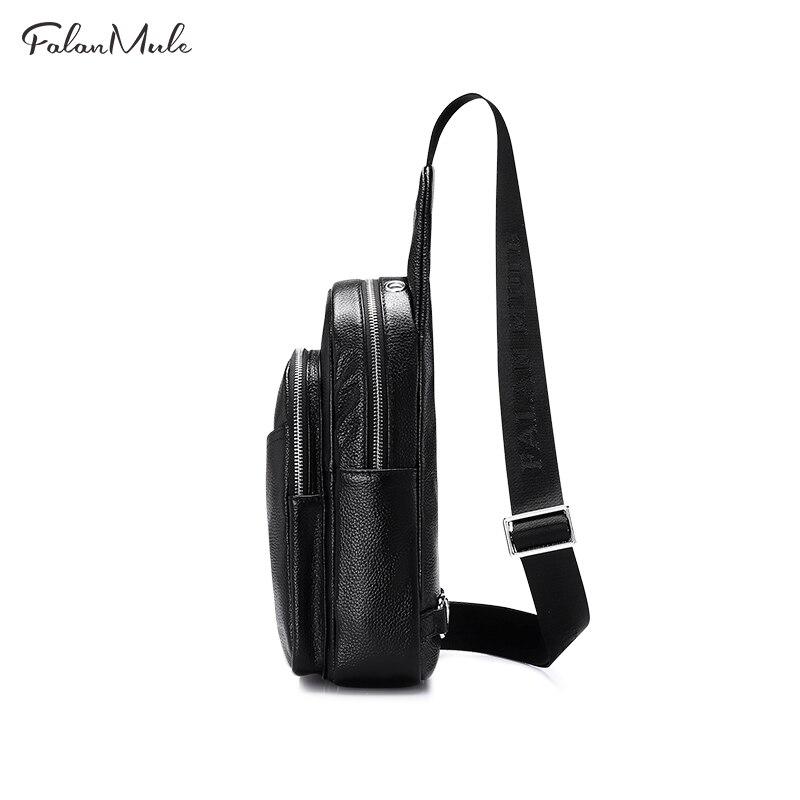 homensageiro dos homens casuais marca Formato : Chest Bag