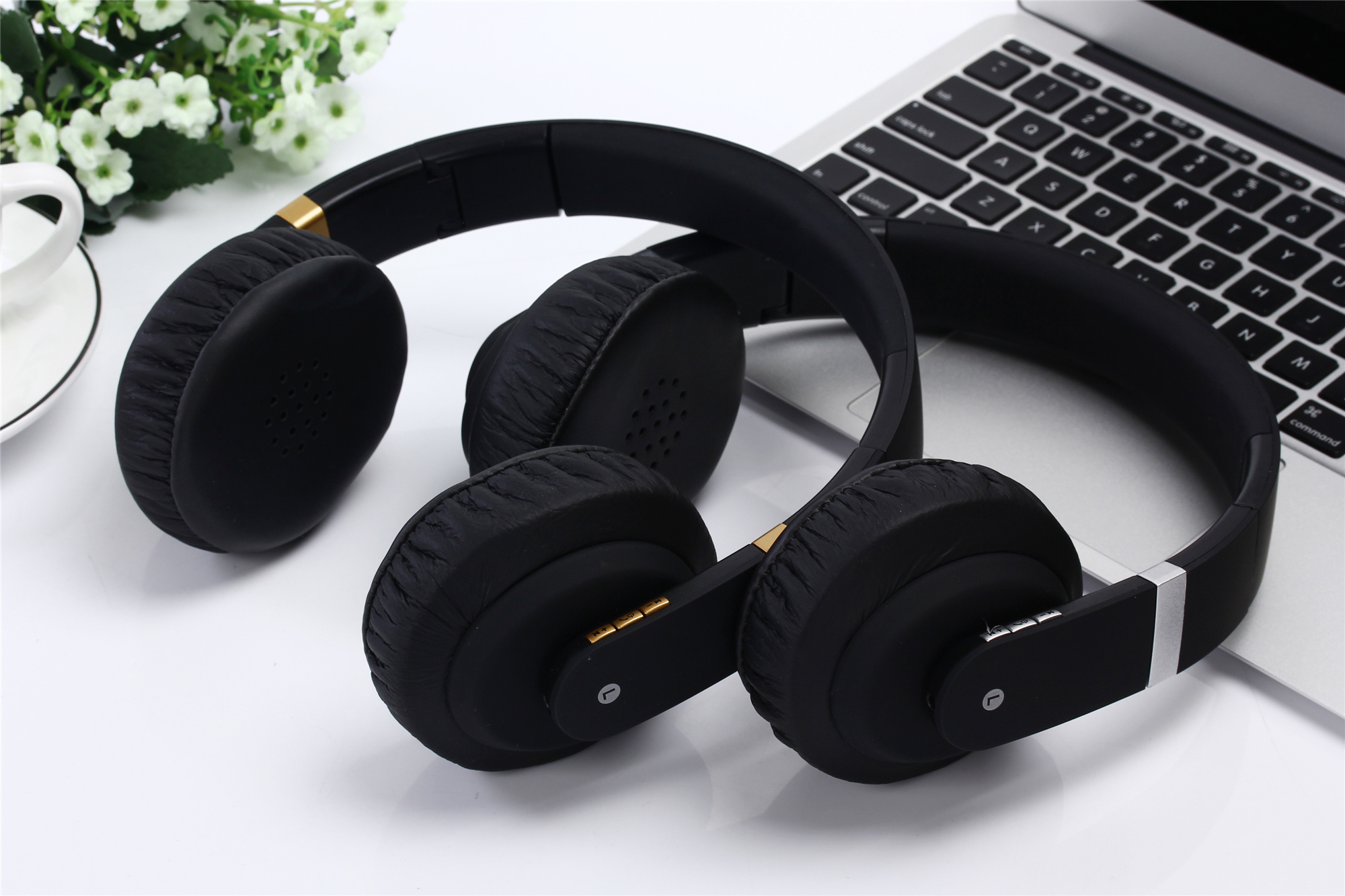 Symrun Foldable Noise Reduction Music Earphones Handsfree Call With Mic Headset For Iphone Xiaomi New Bluetooth Headphones remax bluetooth 4 1 wireless headphones music earphone stereo foldable headset handsfree noise reduction for iphone 7 galaxy htc