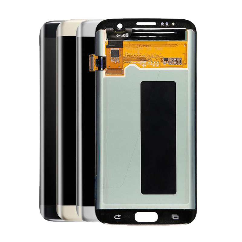LCD For Samsung Galaxy S7 Edge G935 G935F G935A G935FD G935P LCD Display + Touch Screen Digitizer Assembly Free ShippingLCD For Samsung Galaxy S7 Edge G935 G935F G935A G935FD G935P LCD Display + Touch Screen Digitizer Assembly Free Shipping